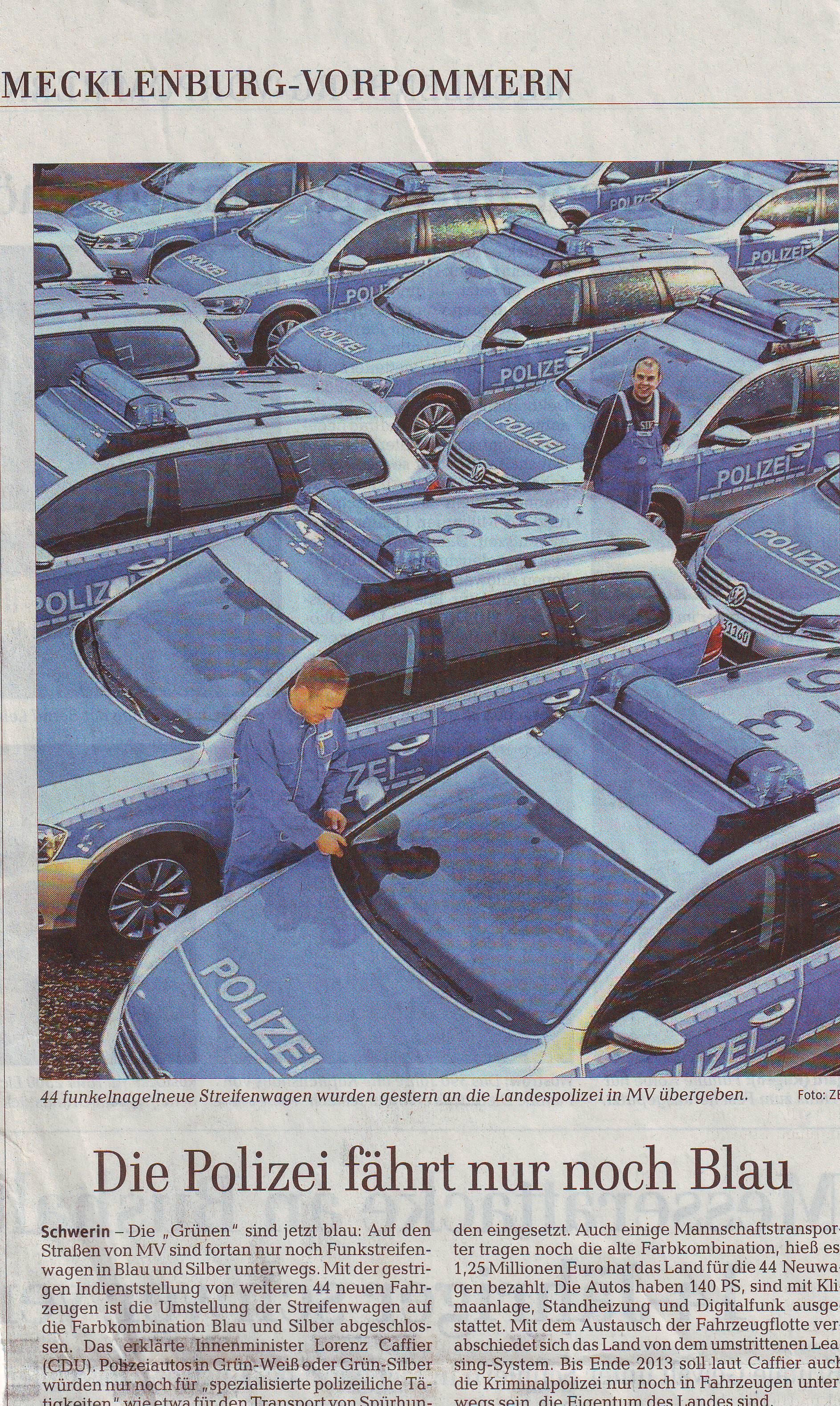 Polizei Blau2