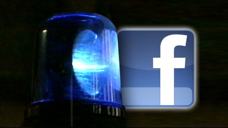 Blaulicht Facebook