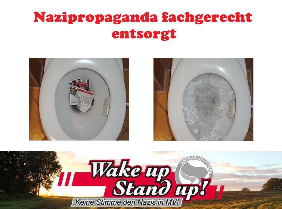 wakeup stand up neu