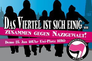 Antifa Demo